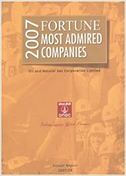Amazonin Buy Fortune Most Admired Companies 2007 Book Online At Low Prices In India
