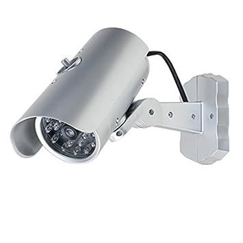 Deal MUX Gun impedidos falso CCTV de Seguridad de Vigilancia de Cámara domo Indoor Outdoor con