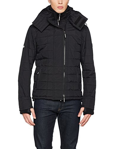Chaqueta Superdry Athletic Hombre Nero Hood Para Wndcheater rHxqtx5Z