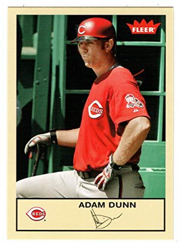 Adam Dunn (Baseball Card) 2005 Fleer Tradition # 42 NM/MT