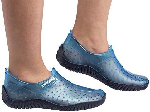Cressi Water Shoes Kids Escarpines para Todo Tipo de Deportes ...