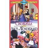 Cinderella and Alice in Wonderland