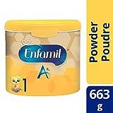 Enfamil A+ Infant Formula, Powder Tub, 663g