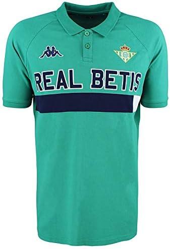 Polo de manga corta - Real Betis Balompié 2018/2019 - Kappa ...