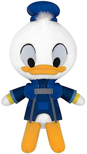 Kingdom Hearts Funko Disney Peluche Donald Duck Plush Figura paperino 23cm