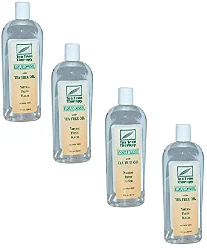 Mouthwash Tea Tree Alcohol Tea Therapy product image