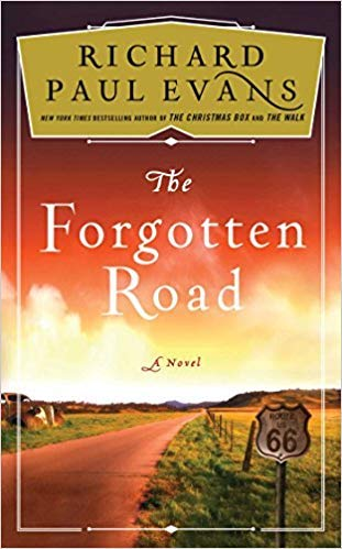 [By Richard Paul Evans ] The Forgotten Road (The Broken Road Series) (Hardcover)【2018】by Richard Paul Evans (Author) (Hardcover)