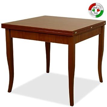 Tavola da pranzo allungabile tavolo allungabile in legno for Tavoli amazon