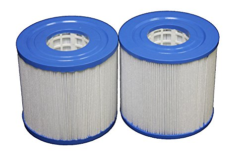 Spas Diamante Spa Filter - Guardian Filtration Products 2 Pack Filter FITS C-4310,C4310,FC-3077,FC3077,PWW10 Pool/SPA Cartridge Made in The USA Pool and SPA Filter Great Deal