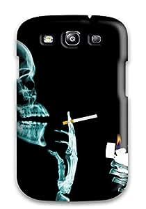 New ECIsuOZ873ZrjPv Dark Other Skin Case Cover Shatterproof Case For Galaxy S3