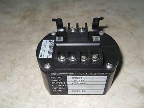 1 New Wilkerson Instrument Tw8201 Transmitter (X8-20)