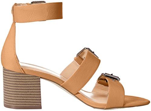 Athena Alexander Womens TEX Heeled Sandal Tan YTXreC19x