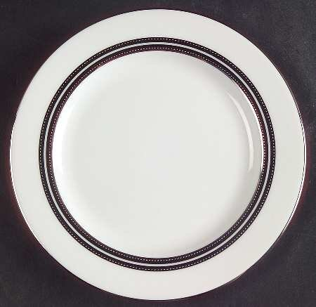 Lenox Union Street Bread & Butter Plate, Fine China Dinnerware