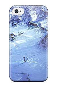 Protection Case For Iphone 4/4s / Case Cover For Iphone(shaun White Snowboarding )