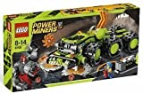 LEGO Power Miners 2009 **Exclusive Limited Edition** Cave Crusher