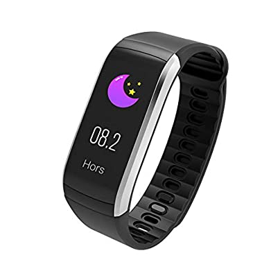 HOYHPK Smart Bracelet Heart Rate Monitor Wristband Pedometer Sport Activity Tracker Sleep Smart Band Waterproof Estimated Price £66.70 -