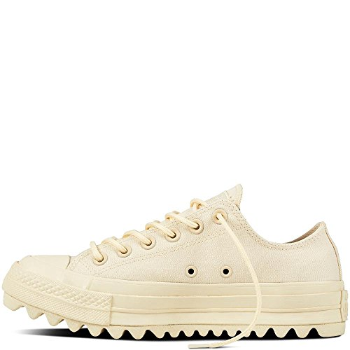 Ox Blanc Chaussures Ctas Naturel Converse Femme Pour Ripple Lift De Fitness 100 naturel gwYYxTz