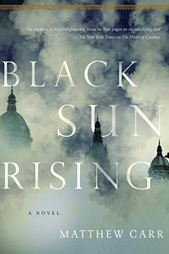 Book Cover: Black Sun Rising: A Novel