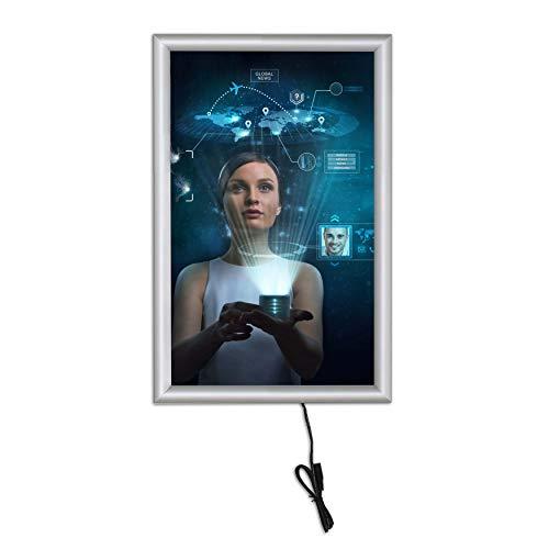 Case Illuminated Poster - Convex Light Up Illuminated LED Box 22