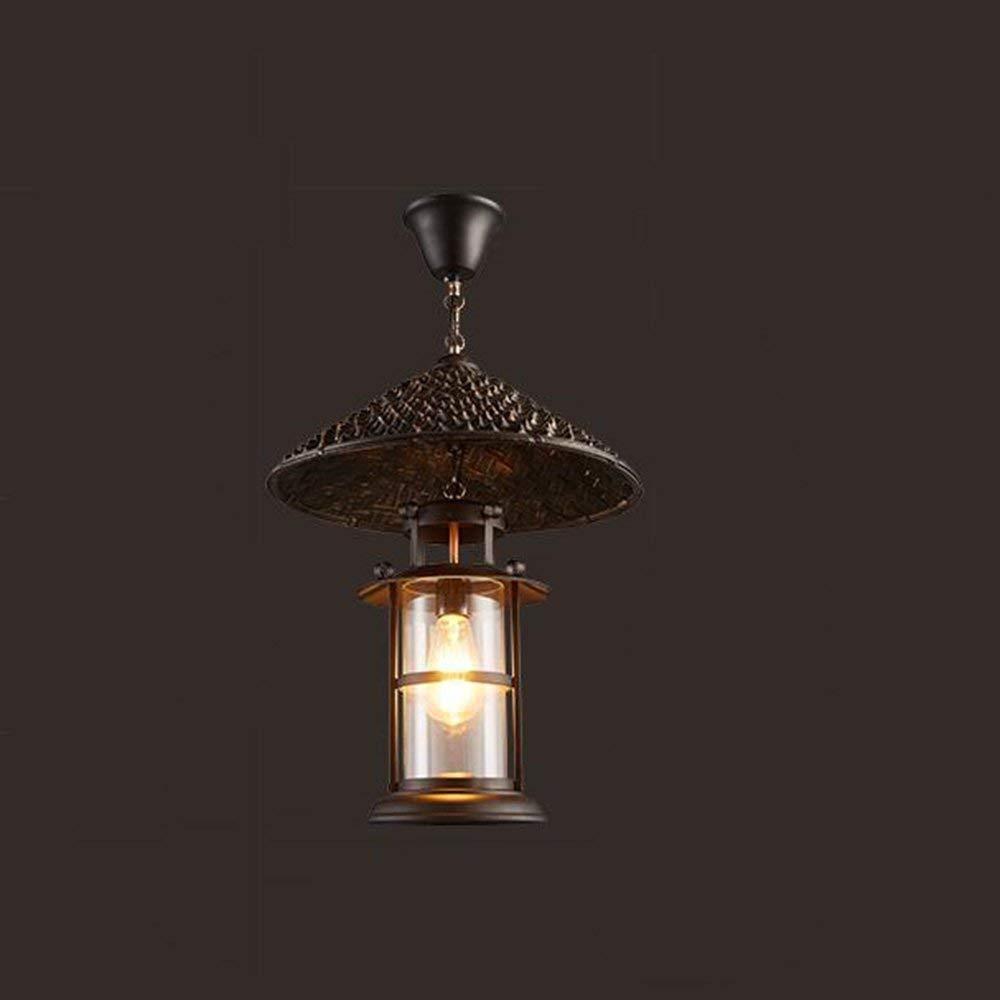 FuweiEncore Loft American Irons Retro-Stil der kreativen Persönlichkeit Kronleuchter Bar Cafe Shop Kronleuchter Nicht die Lichtquelle (Farbe   -, Größe   -)