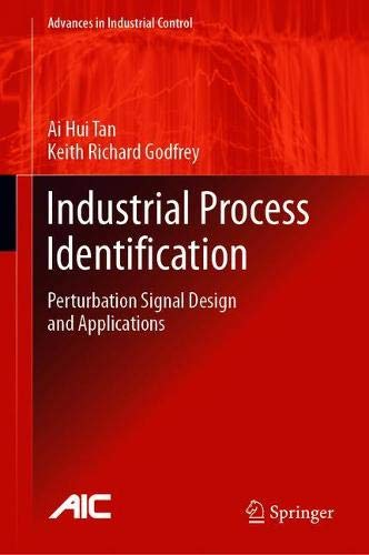 Industrial Process Identification: Perturbation Signal Design and Applications