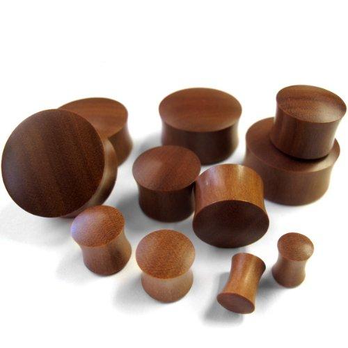 00g wooden plugs - 9