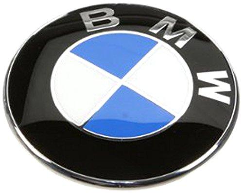 OES Genuine BWM Trunk Emblem - Bmw Emblem Trunk Sticker