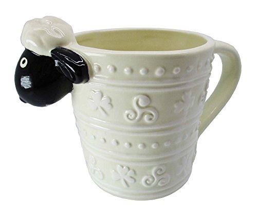 Clara Woolly Ware Sheep Mug