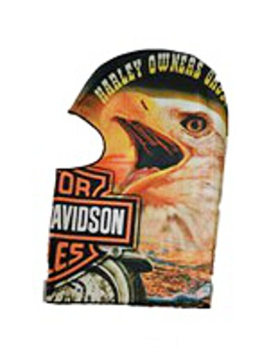 Harley Davidson Balaclava Face Mask-Hood, Face Mask, Neck Warmer All in One-Screaming Eagle (Harley Davidson Balaclava)