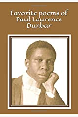 Favorite poems of Paul Laurence Dunbar: An extra-large print senior reader book of classic African-American poetry – plus activities pages Paperback