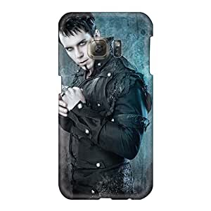 Samsung Galaxy S6 OmG99RTCh Allow Personal Design High-definition Kamelot Band Series Protective Hard Phone Cover -SherriFakhry