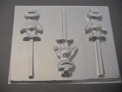 sesame street chocolate molds - 3