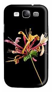 Samsung S3 Case Nature Honeysuckle 3D Custom Samsung S3 Case Cover