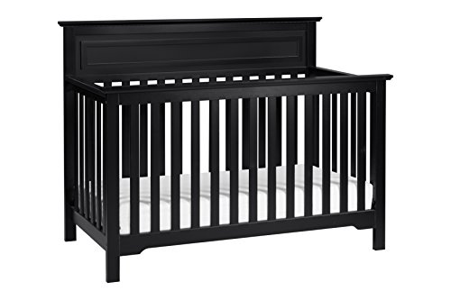 DaVinci Autumn 4-in-1 Convertible Crib, Ebony