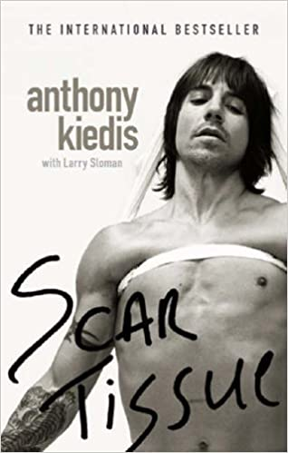 Image result for Scar Tissue, Paperback
