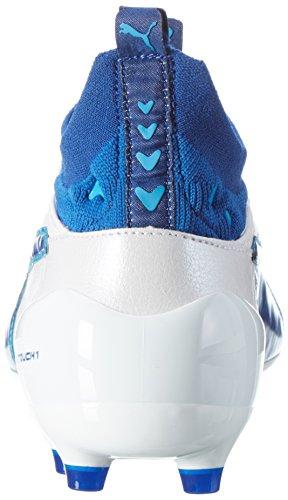 02 Homme Evotouch Blue Danube AG Compétition true 1 Puma blue Blanc Blanc Chaussures Puma de Bleu White Football T6wn0q