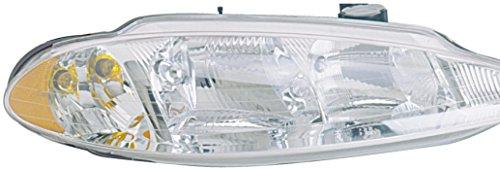 Dorman 1590449 Passenger Side Headlight Assembly For Select Dodge Models