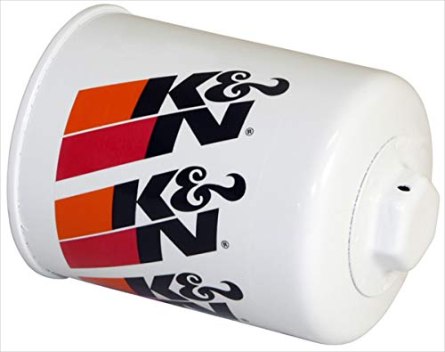 - K&N HP-2008 Performance Gold Oil Filter Fit For Fit For Nissan Infiniti Subaru