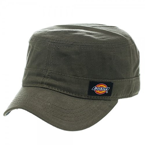 Dickies Cotton Canvas Fitted Military