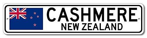 The Lizton Sign Shop Cashmere, New Zealand Aluminum New Zealanders, Kiwi Flag Sign, New Zealand Custom Flag Sign - ()