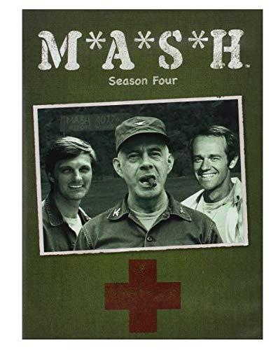 Price comparison product image M*A*S*H: Season Four [3 Discs] (DVD) (Eng / Fre / Spa)