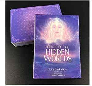 Amazon.com: Tarot Cards Oracle of The Hidden Worlds Table