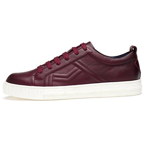 Sneaker Burgundy LHEU 39 Rosso LH2067 Uomo EU 5 Minitoo wdEAqXw