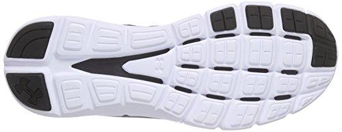 Under Armour Ua Micro G Velocity Run, Men's Running Shoes Black