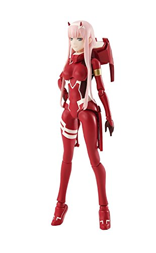 Tamashii Nations S.H. Figuarts Zero Two