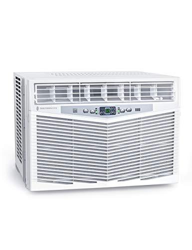 TaoTronics TT-AC001 Window Air Conditioner 10000 BTU Window AC Unit with Remote Control, 3 Fan Speed, Dehumidifier Mode…