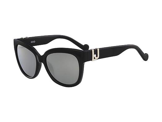 55BlackBekleidung Jo 002 Sonnenbrille Lj659sr Damen Liu 0wnN8m