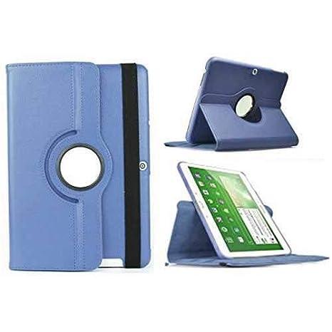 Todobarato24h Funda Tablet BQ Aquaris M10 (10.1) giratoria 360º Azul