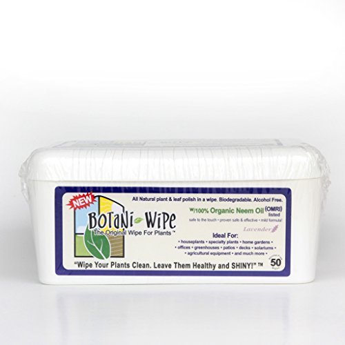 Botani Wipe (Waldor Orchids Carries the Original Botani Wipe)