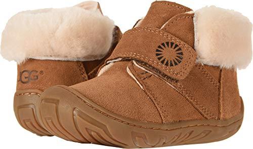 (UGG Baby T Jorgen Fashion Boot, Chestnut, 7 M US Toddler)